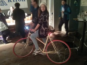 SocialRide Workshop Fahrrad